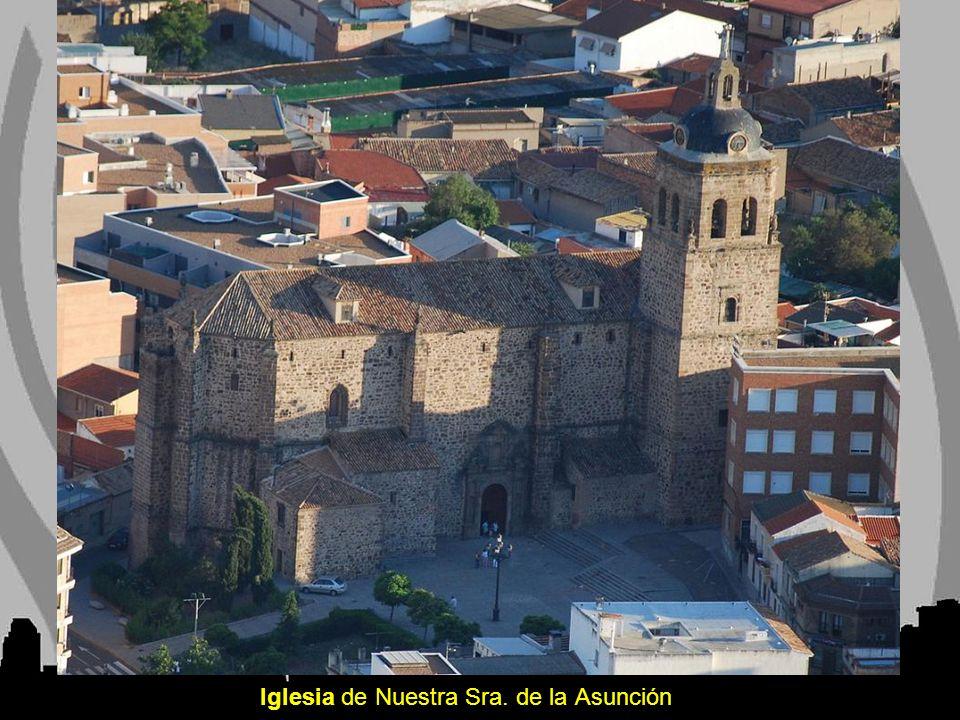 Iglesia de Nuestra Sra. de la Asunción