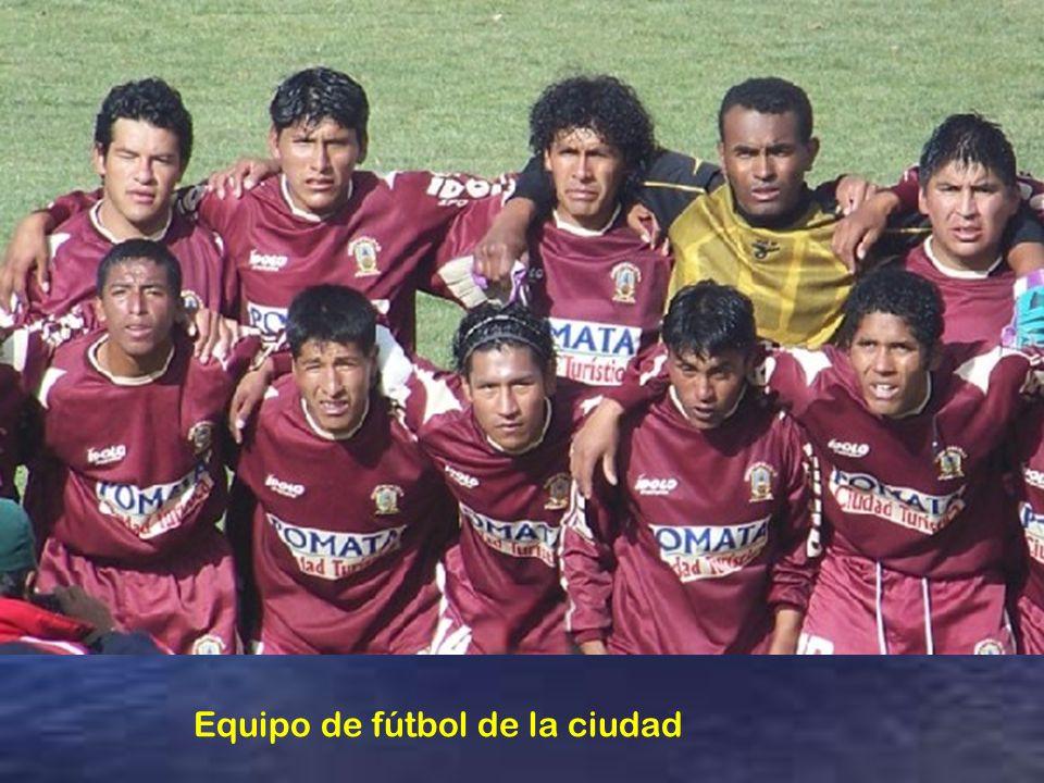 Equipo de fútbol de la ciudad