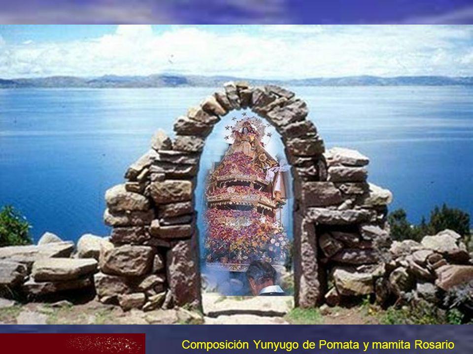 Composición Yunyugo de Pomata y mamita Rosario