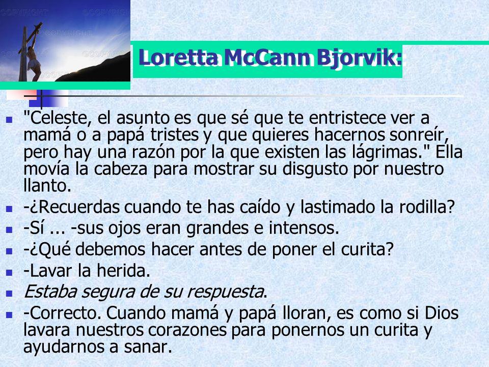 Loretta McCann Bjorvik: