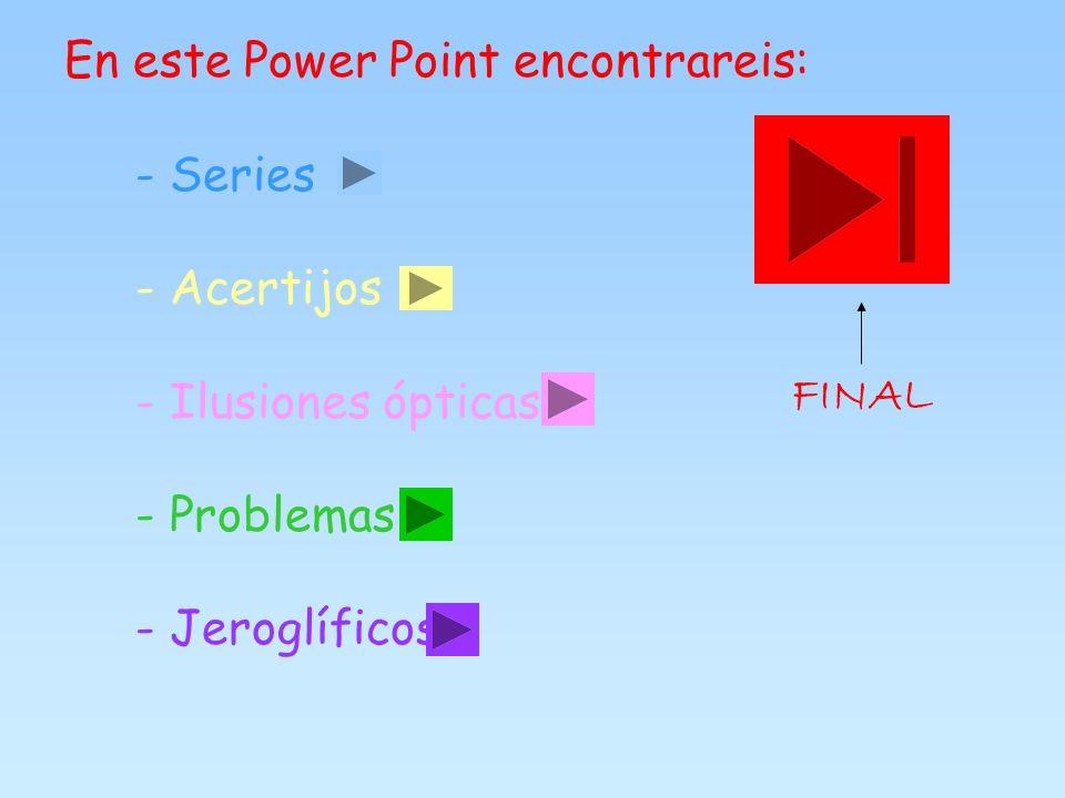 En este Power Point encontrareis: