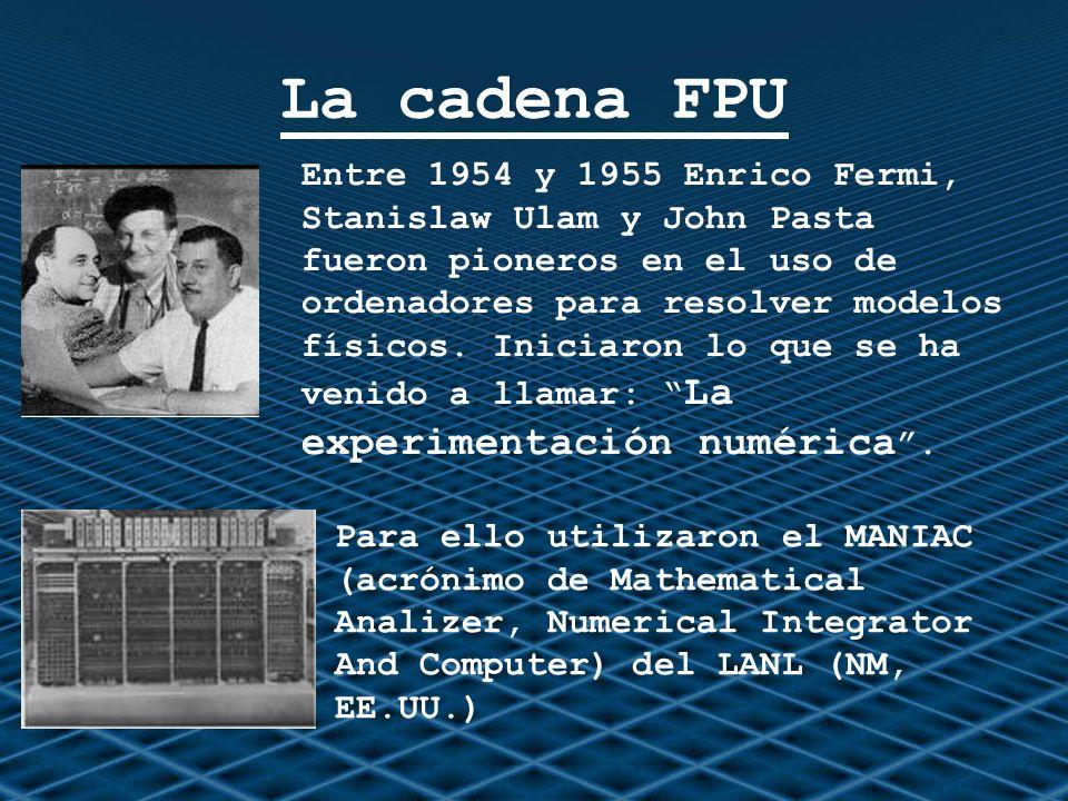 La cadena FPU
