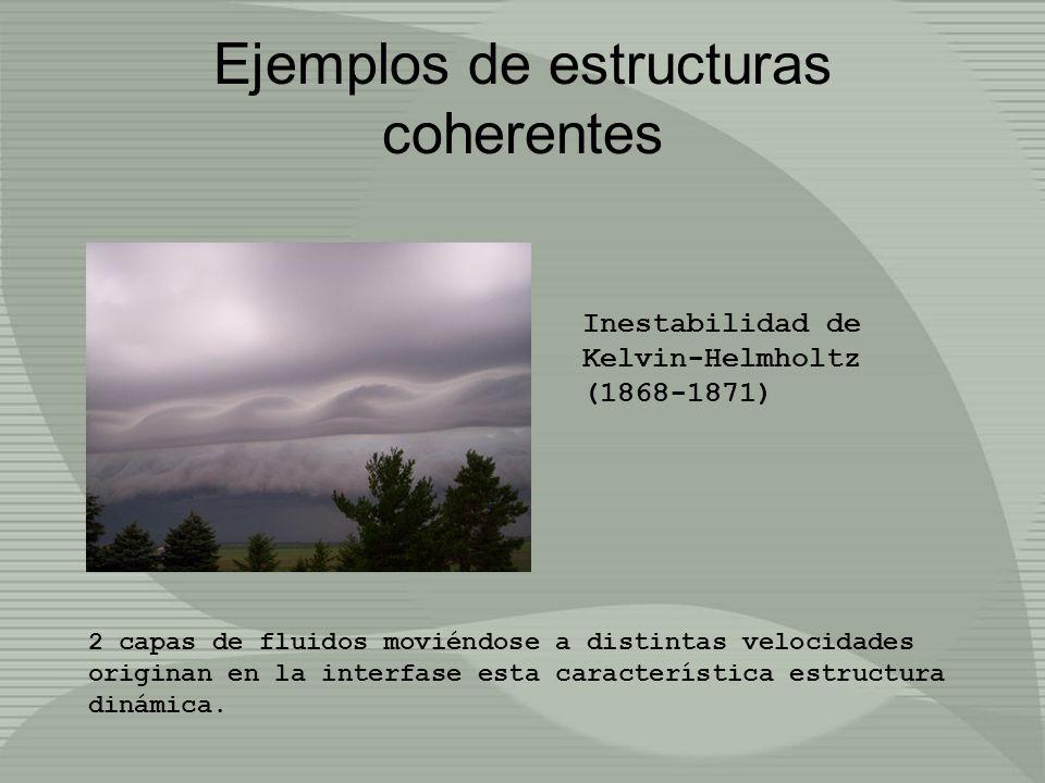 Ejemplos de estructuras coherentes