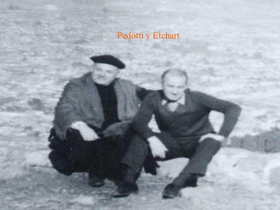 Pedotti y Etchart