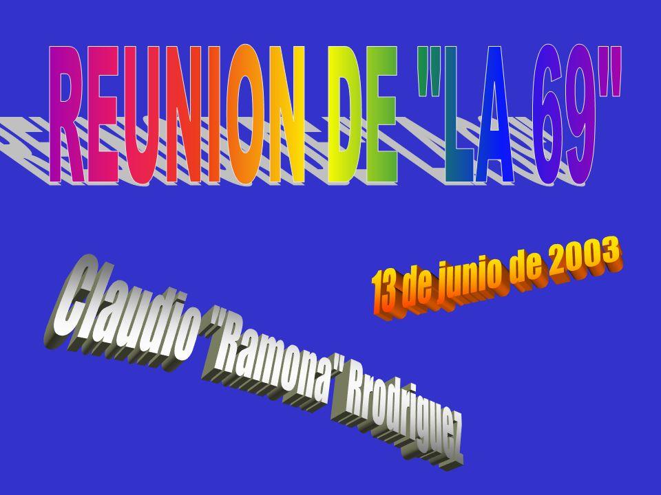 Claudio Ramona Rrodriguez