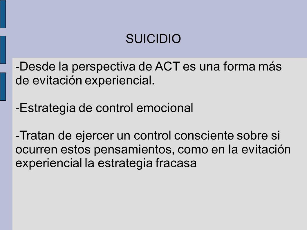 -Estrategia de control emocional