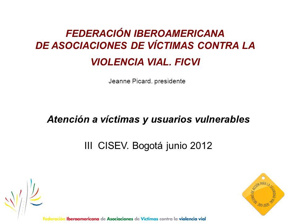 Atención a víctimas y usuarios vulnerables