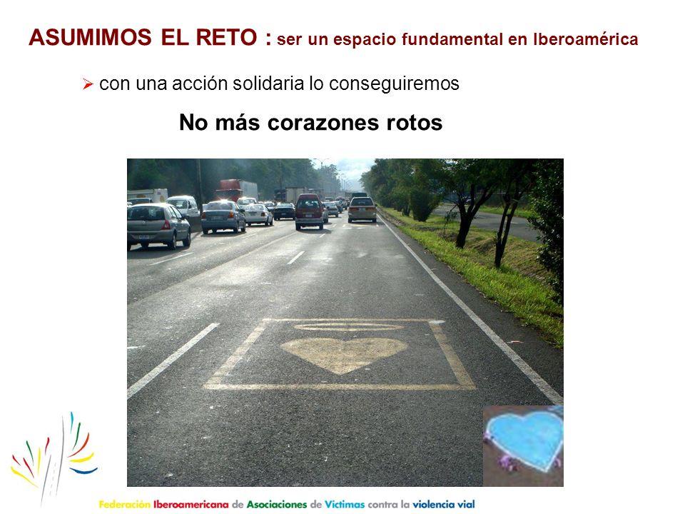 ASUMIMOS EL RETO : ser un espacio fundamental en Iberoamérica