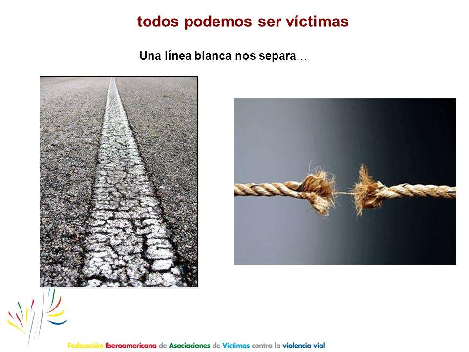 todos podemos ser víctimas