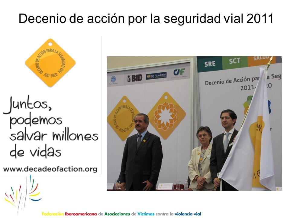 Decenio de acción por la seguridad vial 2011