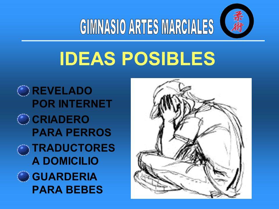 GIMNASIO ARTES MARCIALES