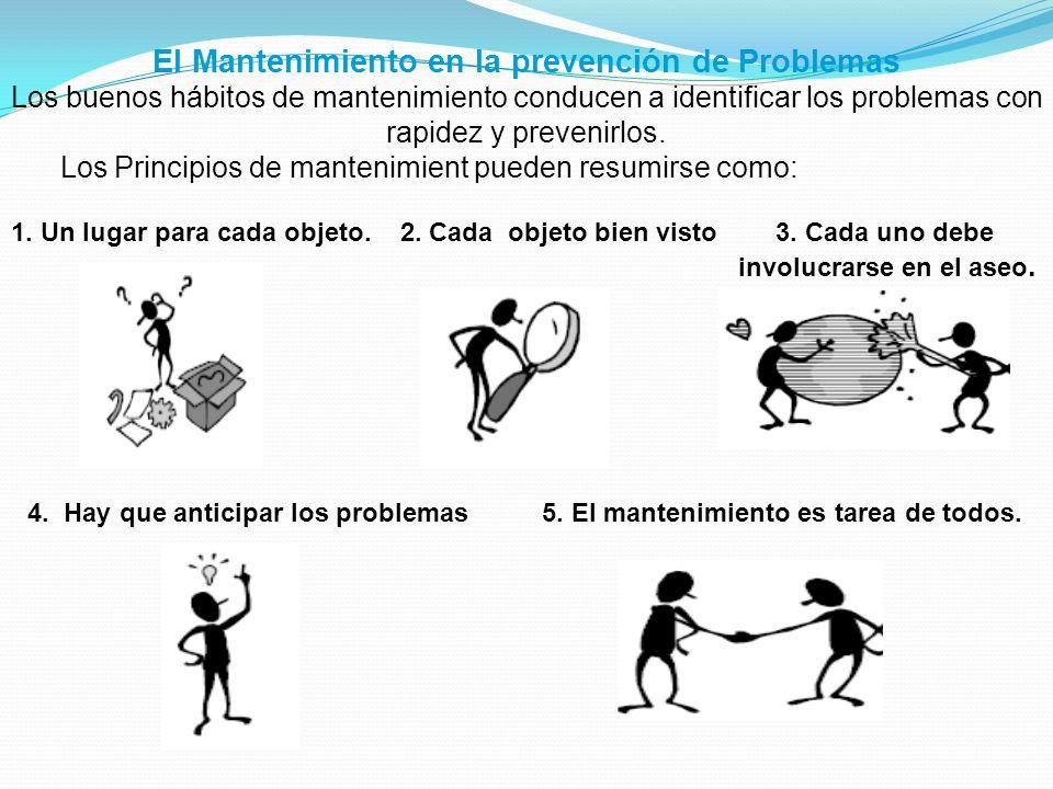 El Mantenimiento en la prevención de Problemas