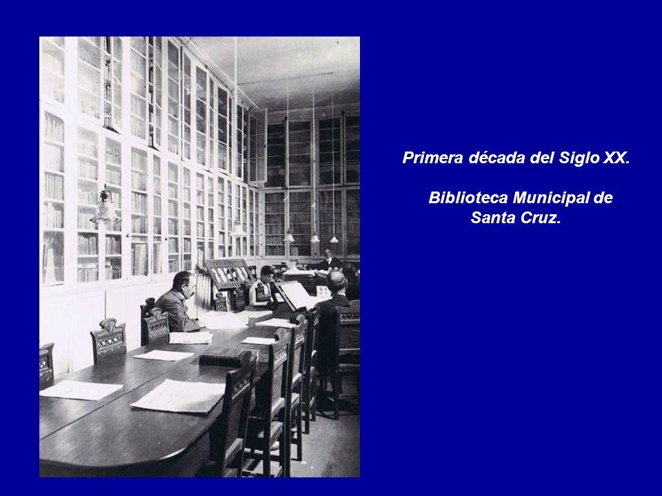 Primera década del Siglo XX.