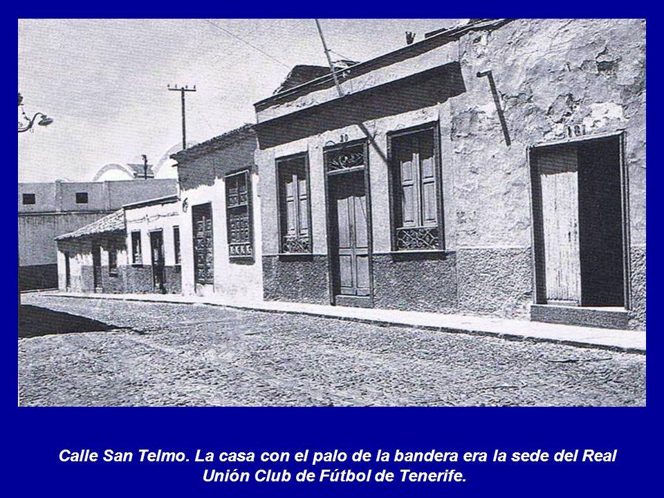 Calle San Telmo.