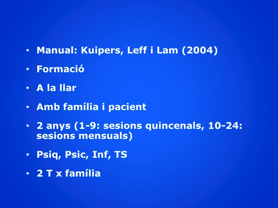 Manual: Kuipers, Leff i Lam (2004)