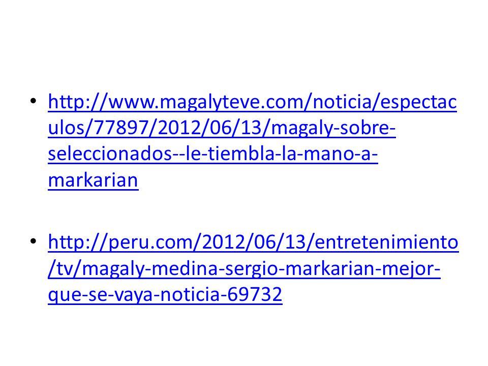 http://www. magalyteve
