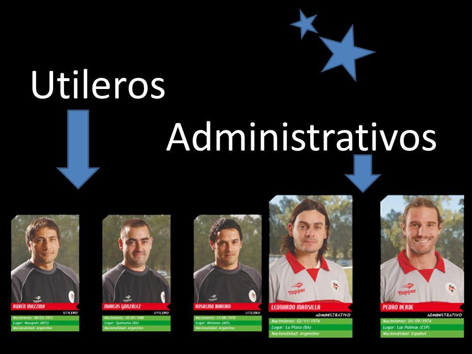 Utileros Administrativos