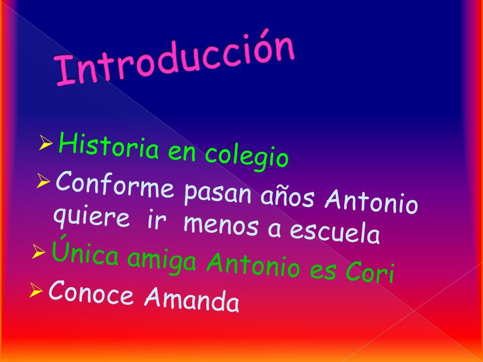 Introducción Historia en colegio