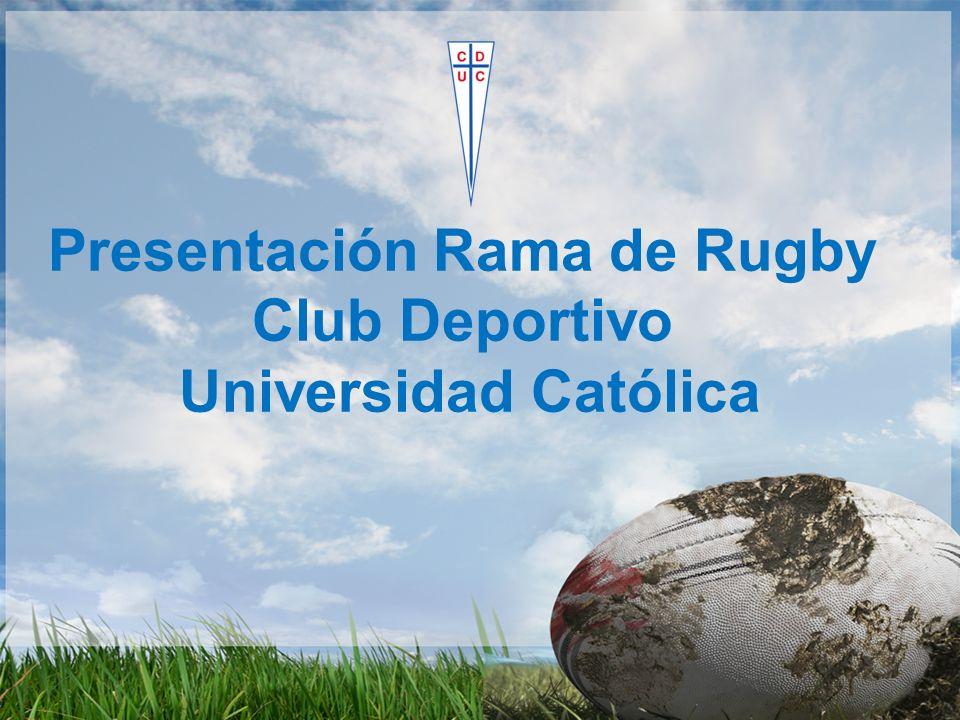 Presentación Rama de Rugby