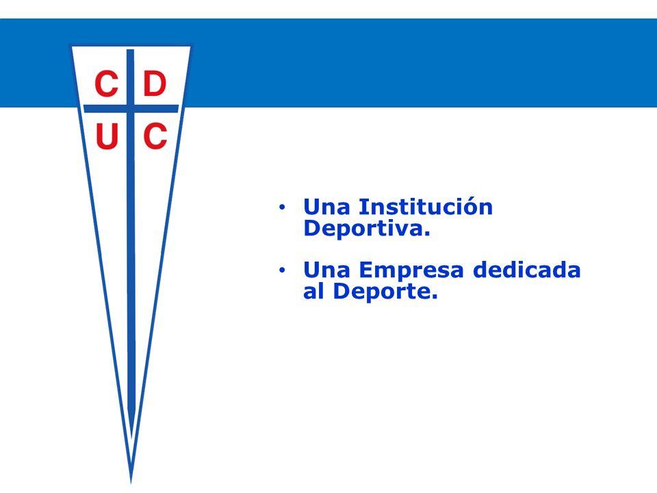 Una Institución Deportiva.