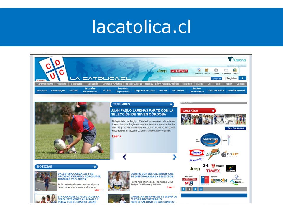 lacatolica.cl