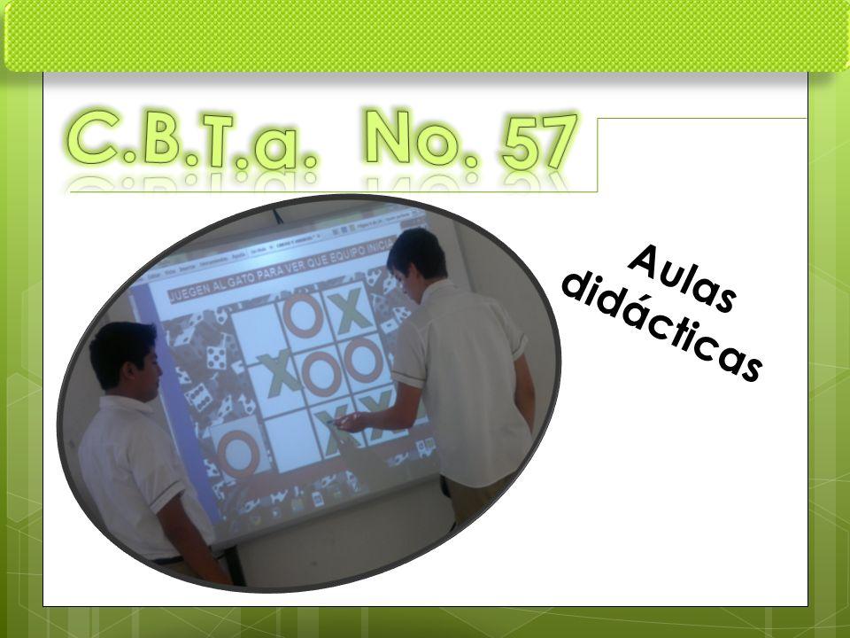 C.B.T.a. No. 57 Aulas didácticas