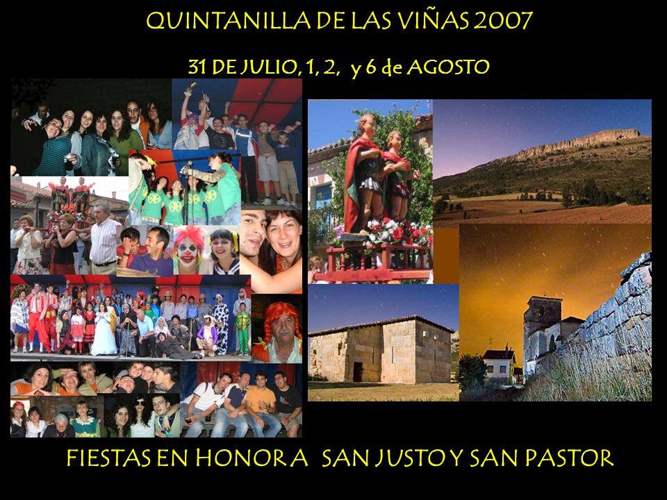 QUINTANILLA DE LAS VIÑAS 2007