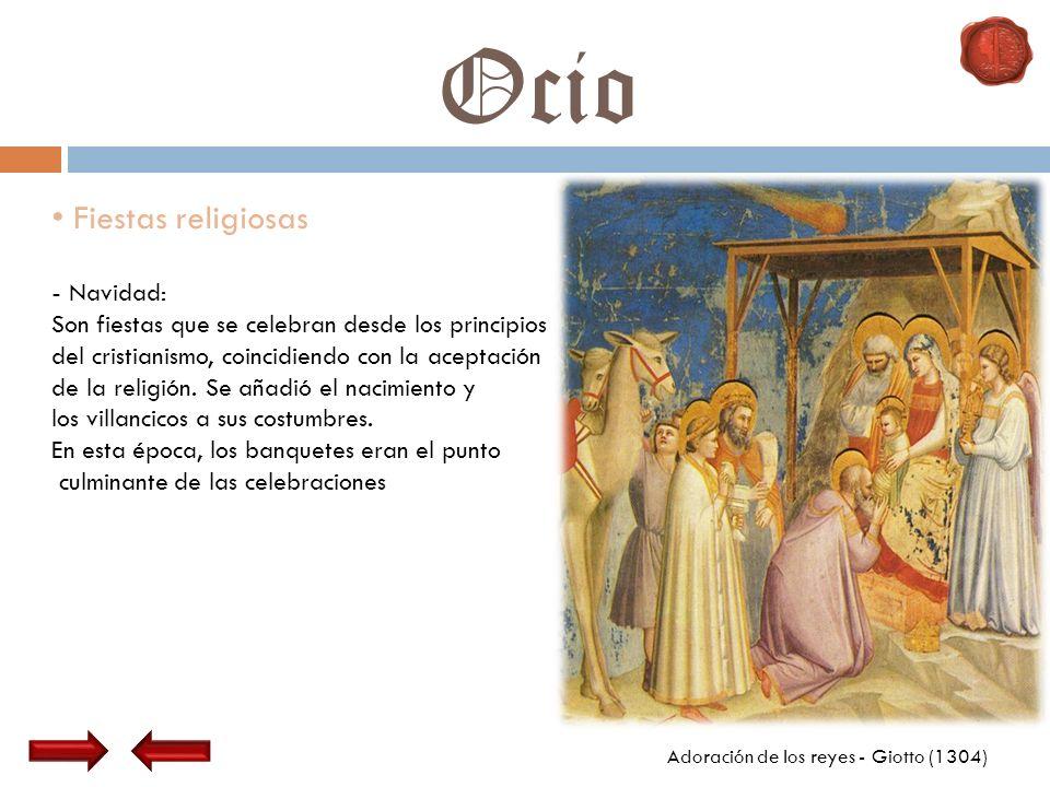 Ocio Fiestas religiosas - Navidad: