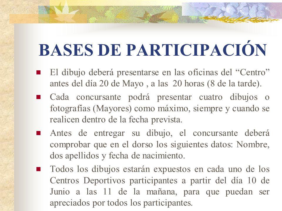 BASES DE PARTICIPACIÓN