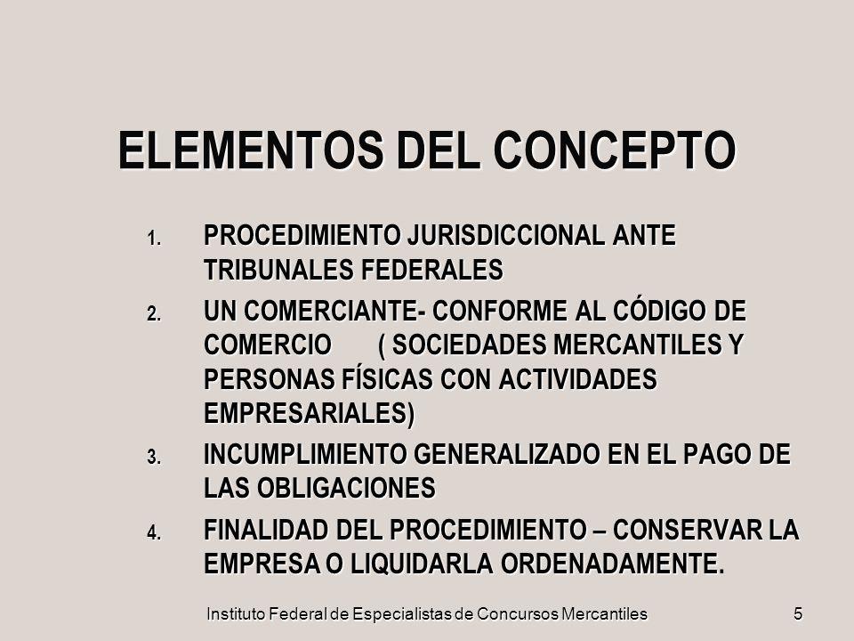 ELEMENTOS DEL CONCEPTO
