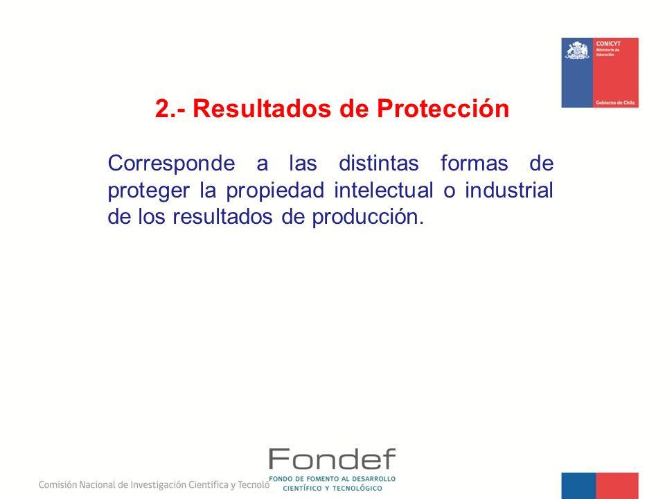 2.- Resultados de Protección