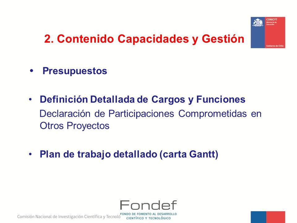 2. Contenido Capacidades y Gestión