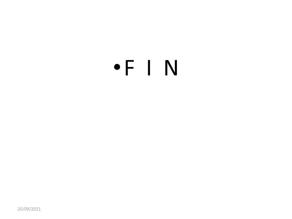 F I N 20/09/2011