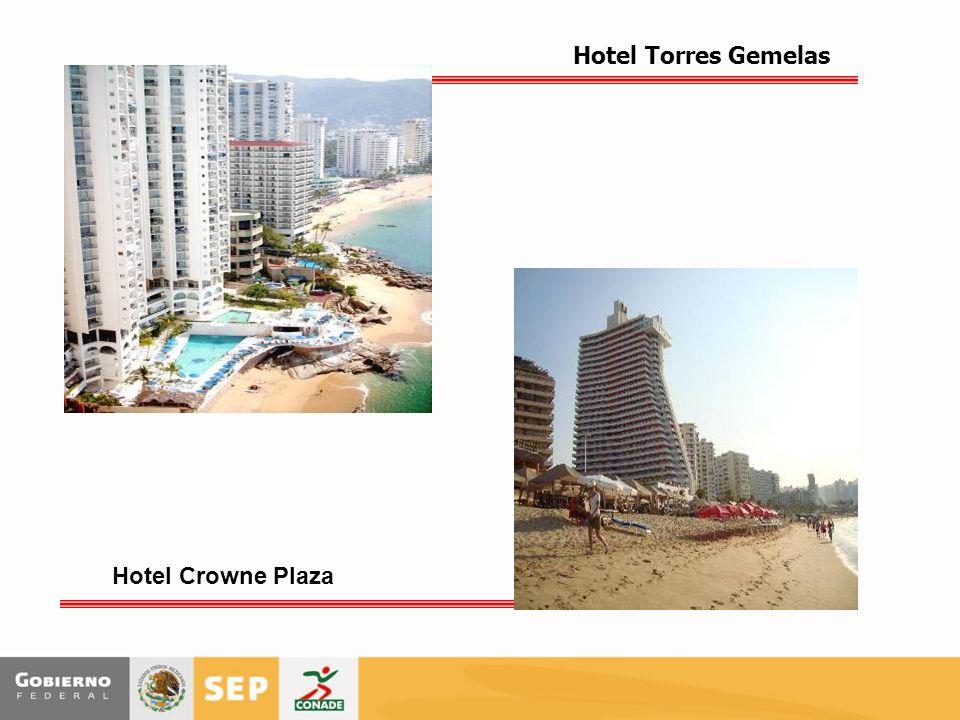 Hotel Torres Gemelas Hotel Crowne Plaza