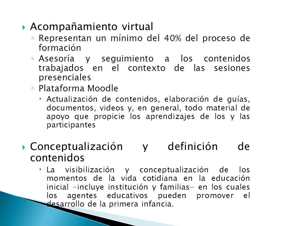 Acompañamiento virtual