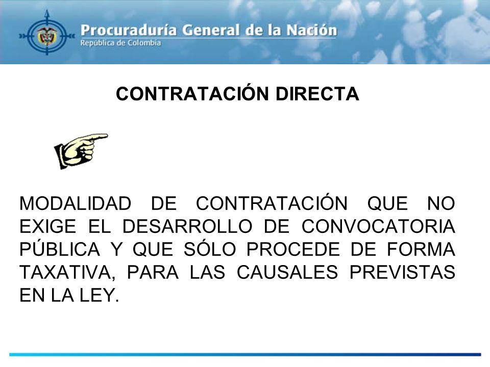 ESTUDIOS PREVIOS CONTRATACIÓN DIRECTA
