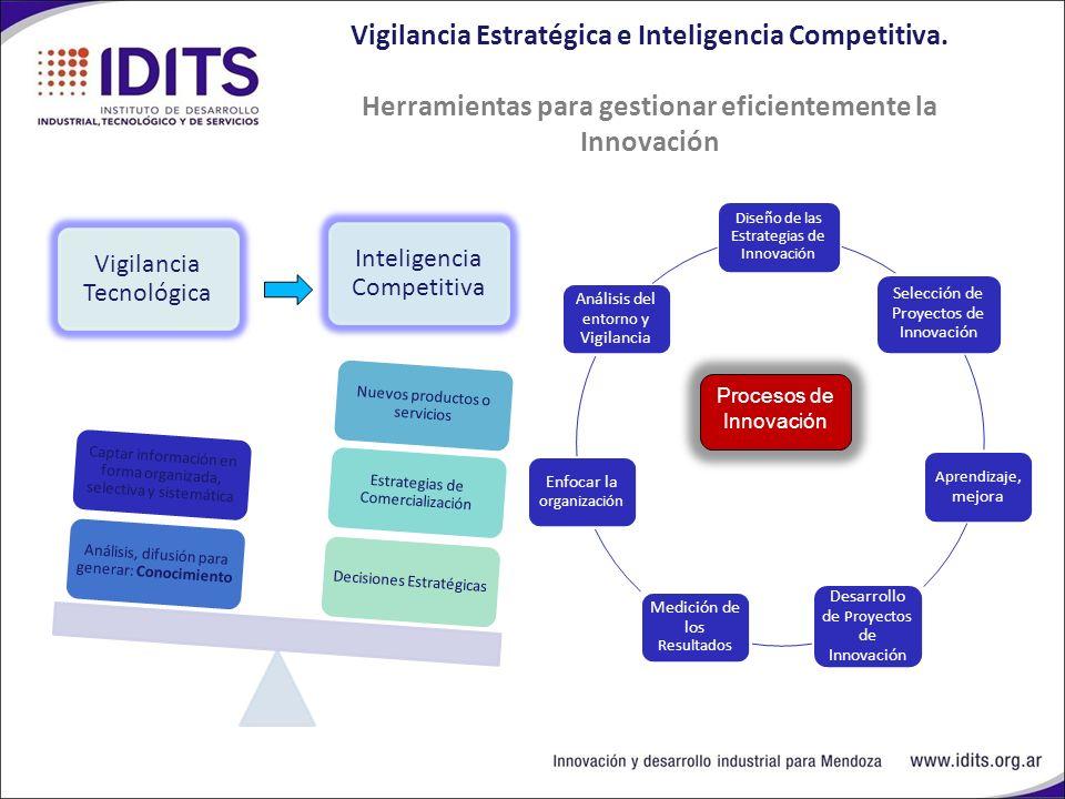 Vigilancia Estratégica e Inteligencia Competitiva