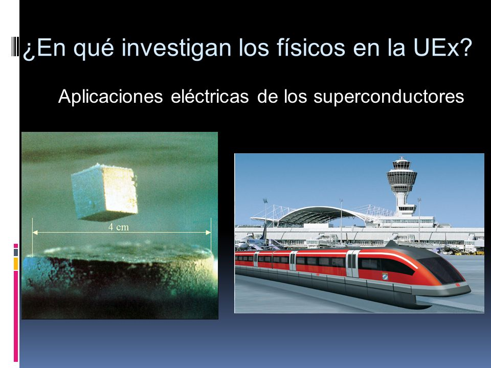 ¿En qué investigan los físicos en la UEx