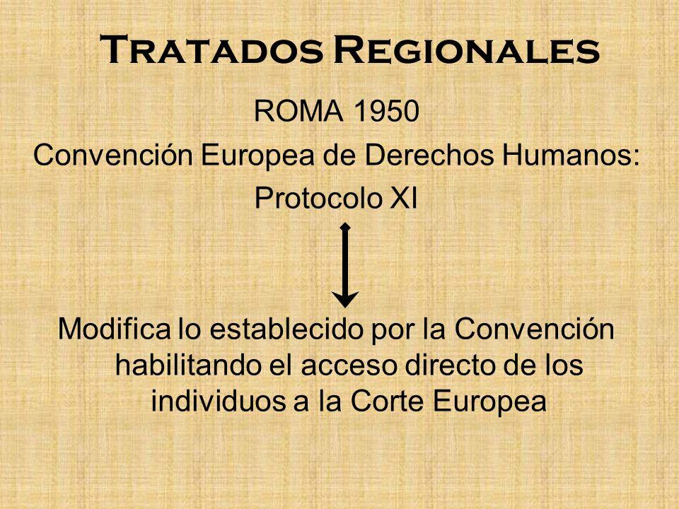 Convención Europea de Derechos Humanos:
