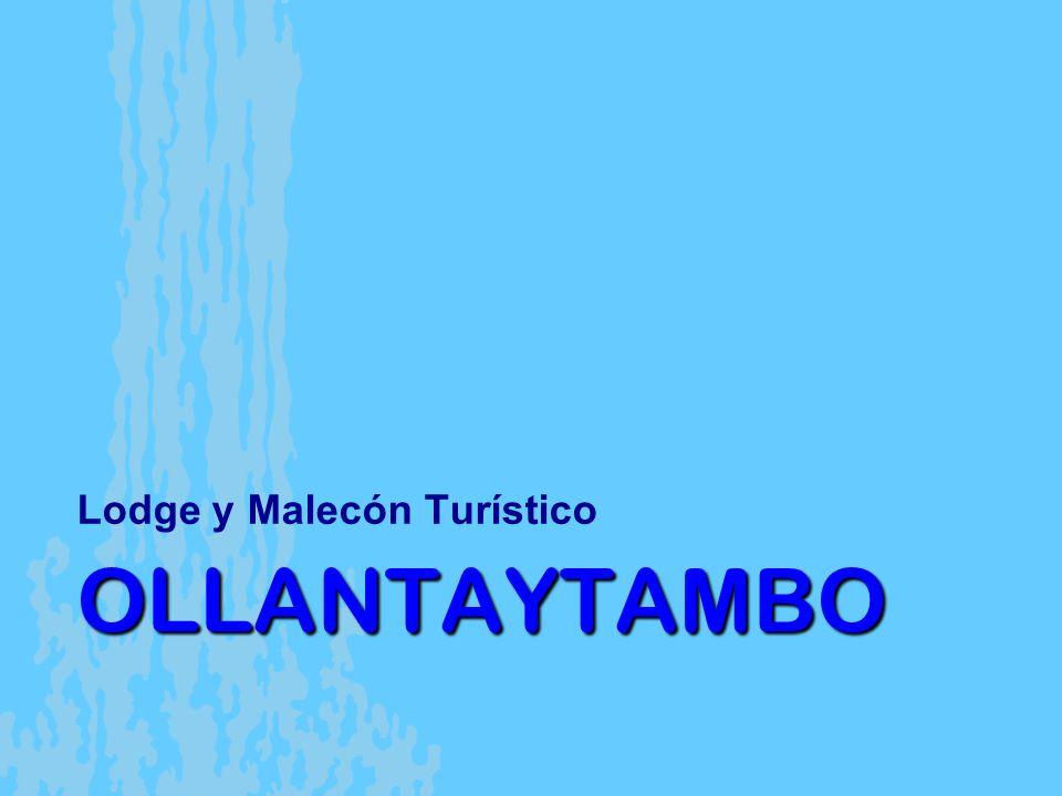 Lodge y Malecón Turístico