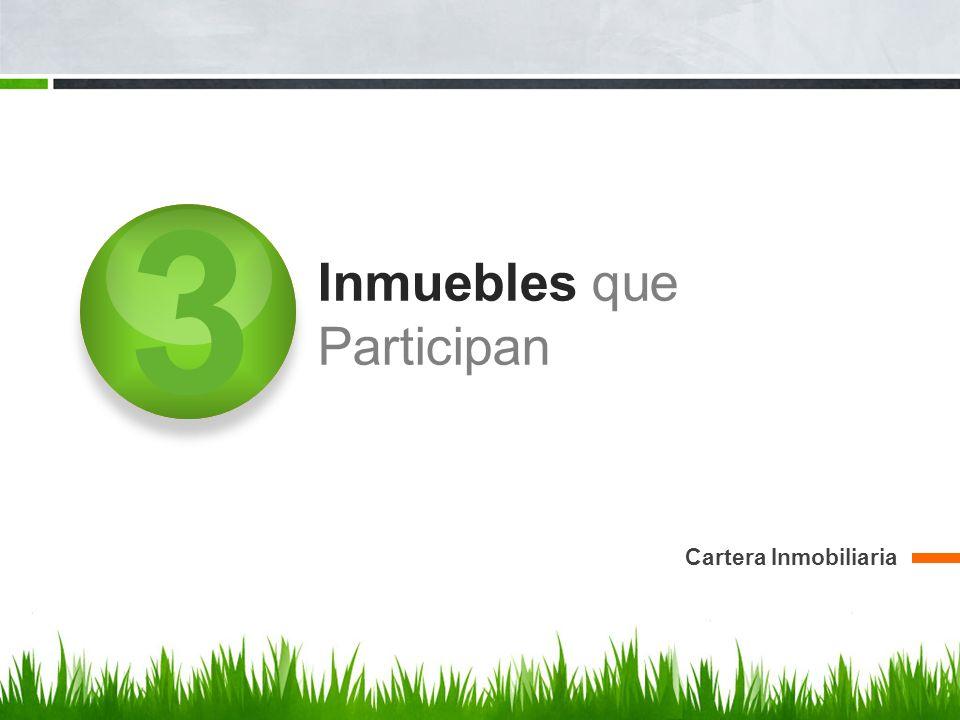 Inmuebles que Participan