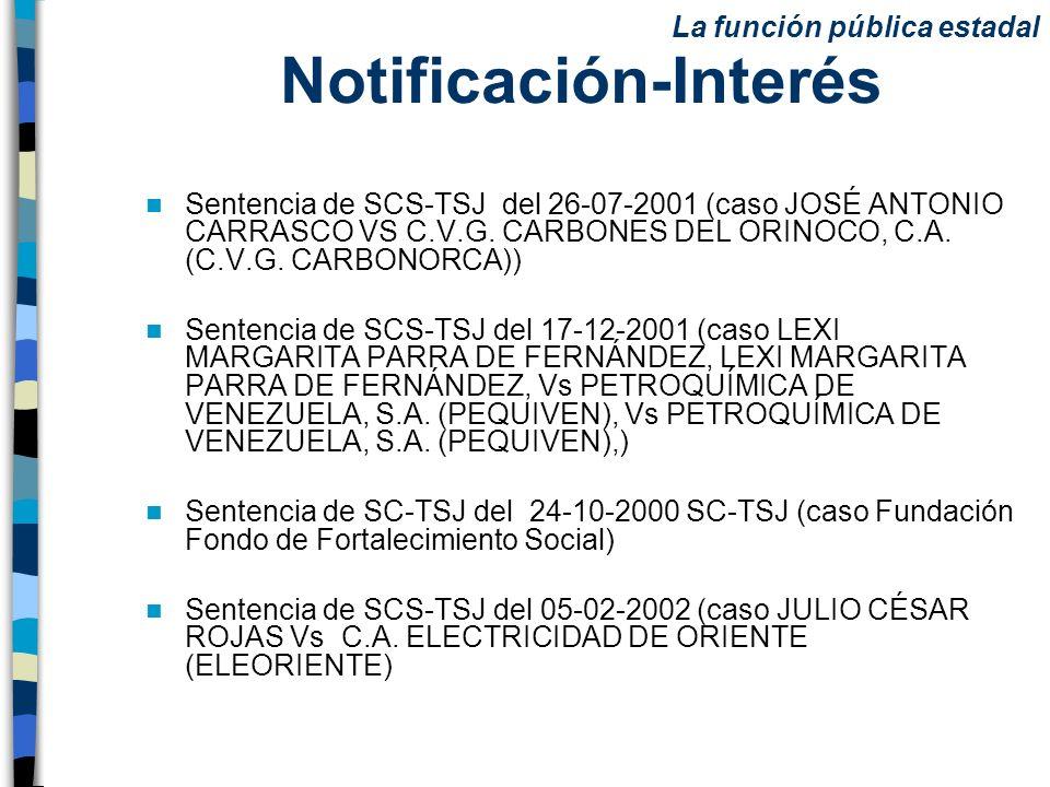 Notificación-Interés