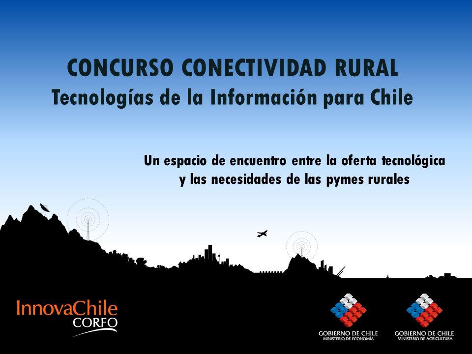 CONCURSO CONECTIVIDAD RURAL