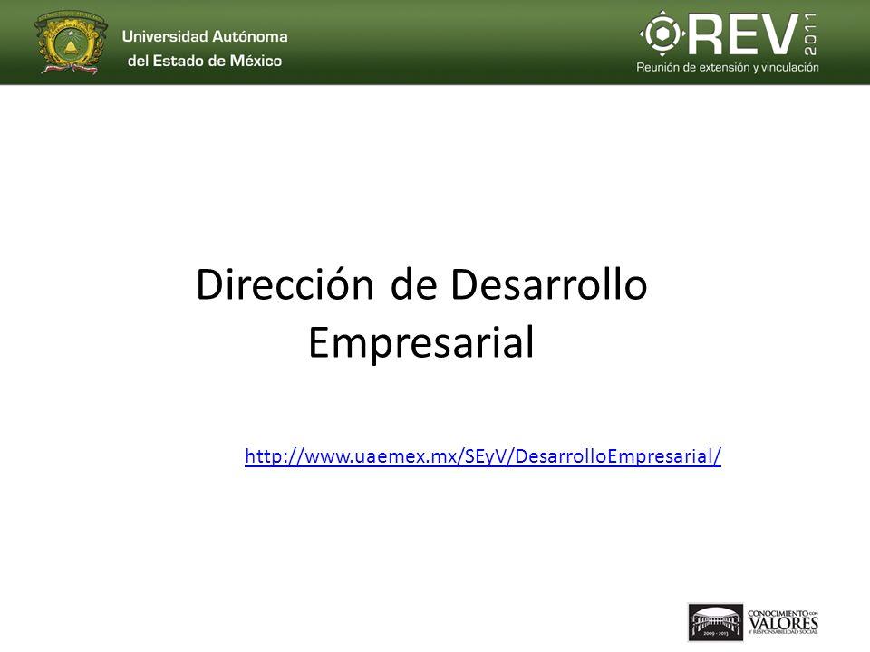 Dirección de Desarrollo Empresarial