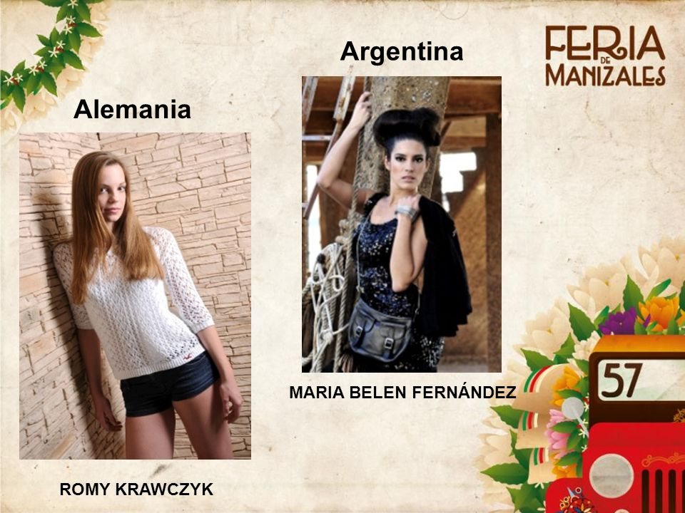 3333 Argentina Alemania MARIA BELEN FERNÁNDEZ ROMY KRAWCZYK
