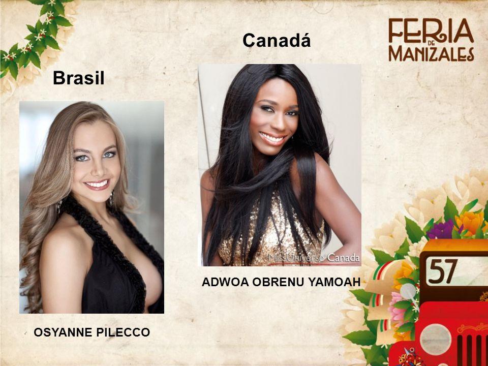 3535 Canadá Brasil ADWOA OBRENU YAMOAH OSYANNE PILECCO