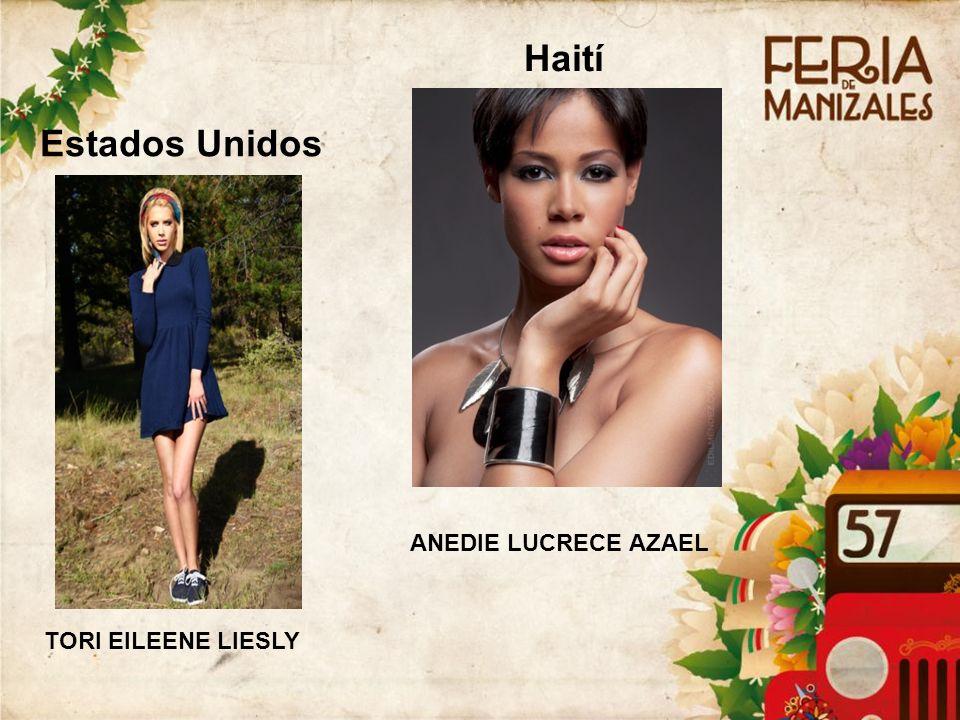 3838 Haití Estados Unidos ANEDIE LUCRECE AZAEL TORI EILEENE LIESLY