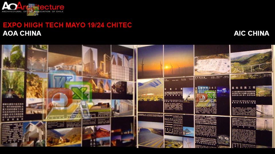 EXPO HIIGH TECH MAYO 19/24 CHITEC