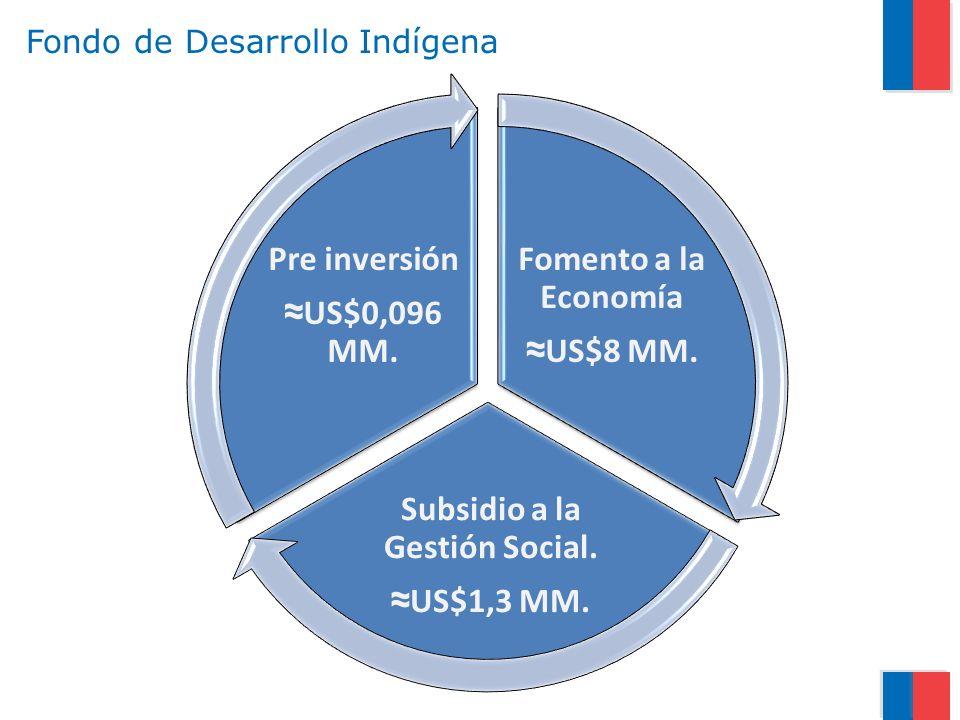 Fondo de Desarrollo Indígena