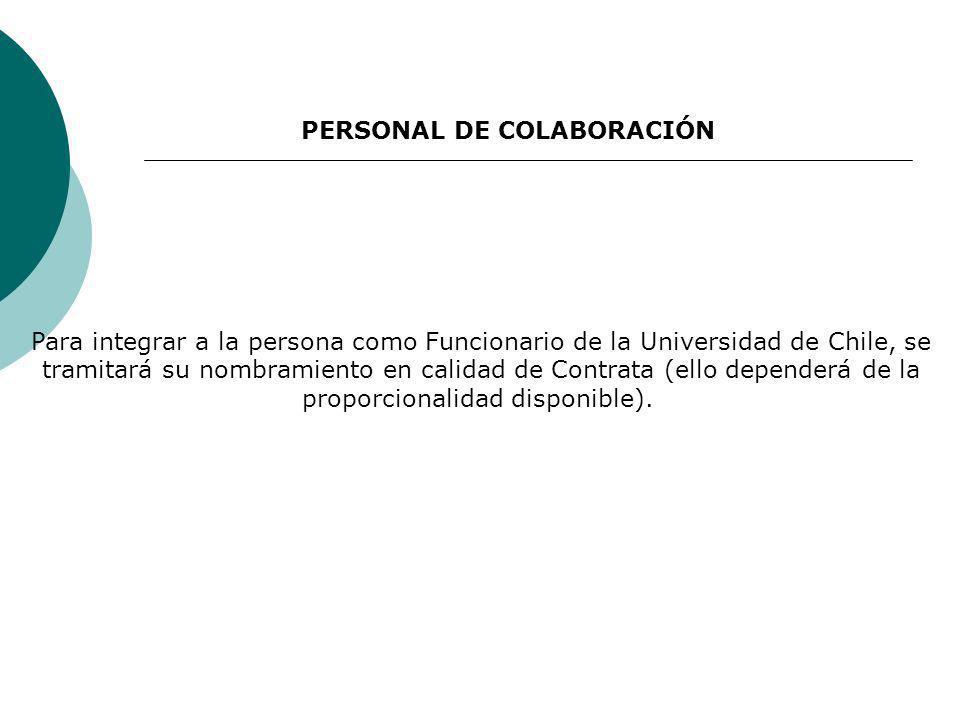 PERSONAL DE COLABORACIÓN